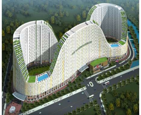 Cool Apartment Buildings.  25 Innovative Apartment Complexes
