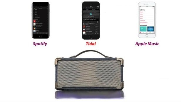 Multi-Device Bluetooth Speakers