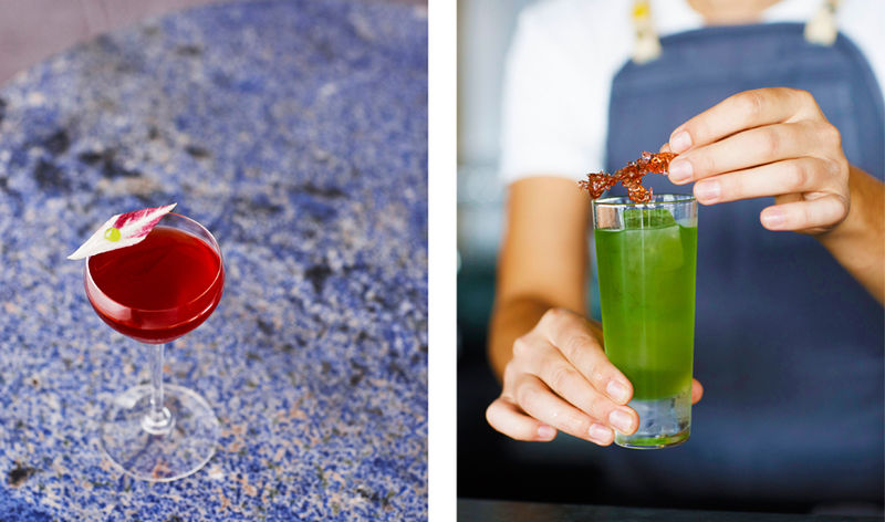 Ingredient-Led Cocktail Menus