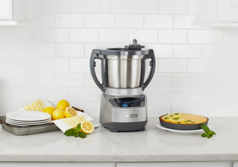 Cooking-Capable Food Processors