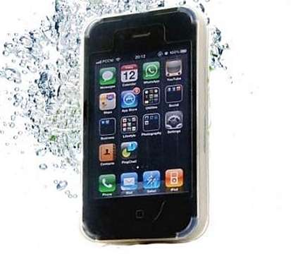 Impervious iPhone Covers