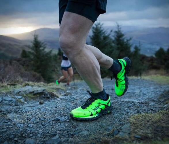 Graphene-Enhanced Trail Sneakers