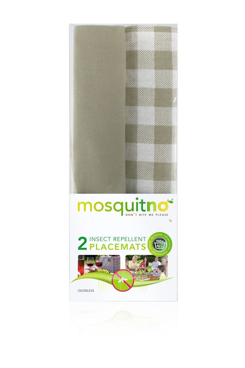 Insect Repellent Placemats