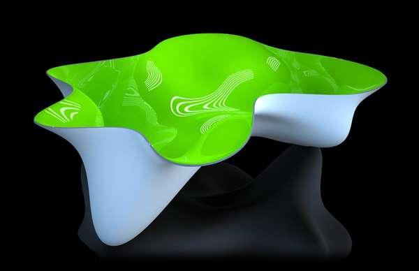 Vivid Plasmic Furniture