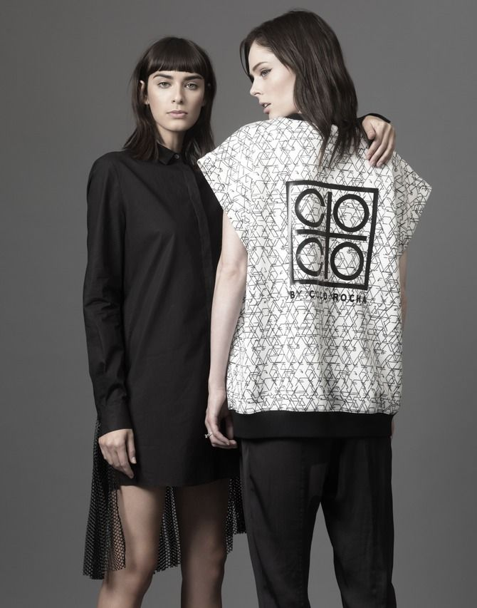 Architecturally-Inspired Streetwear Lines
