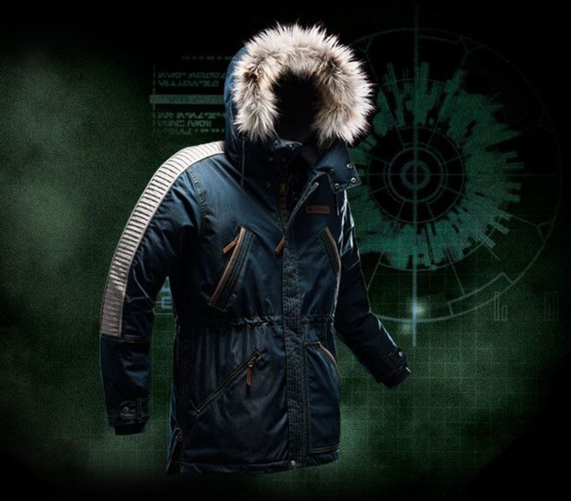 Intergalactic Winter Jackets