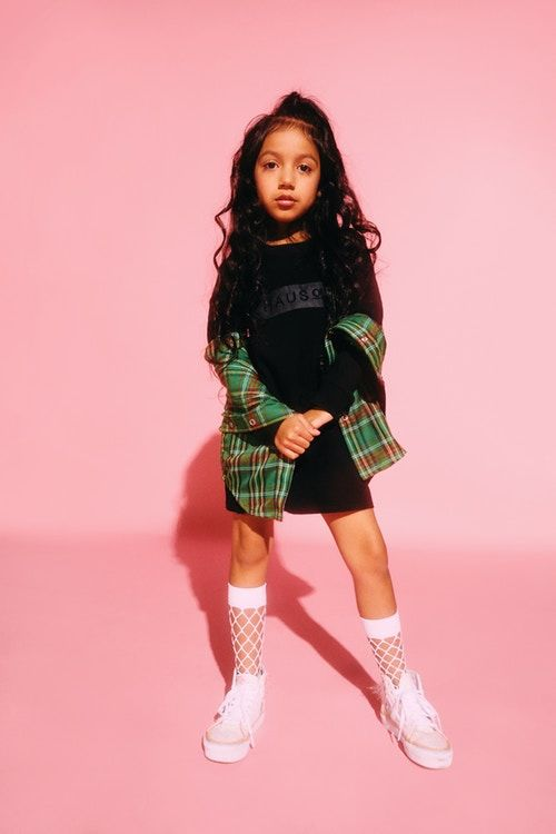 Ambition-Inspired Children's Clothes