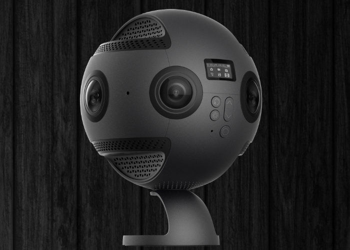 Mapping Software 360-Degree Cameras