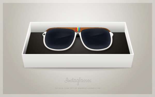 Social Snapshot Sunglasses