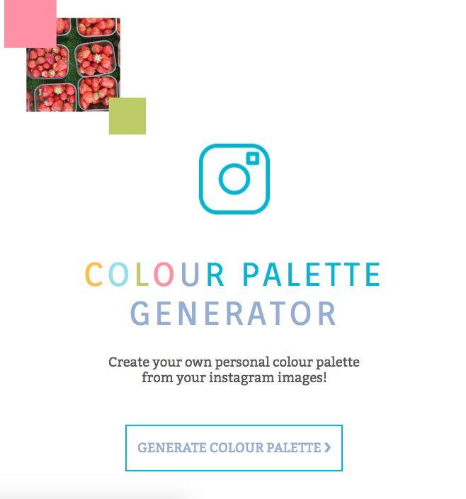 Social Media Palette Generators
