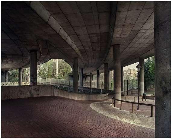 Abandoned City Photography