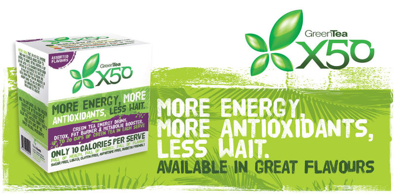 Metabolism-Boosting Teas