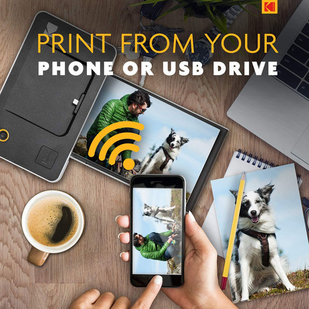 Connected Instant Photo Printers