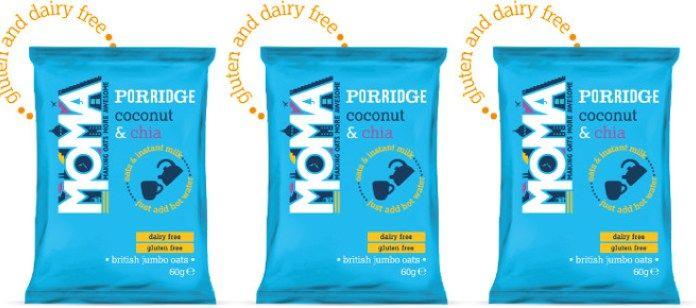 Creamy Dairy-Free Porridges