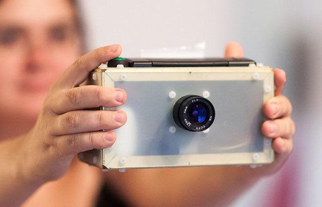 DIY Instant Cameras
