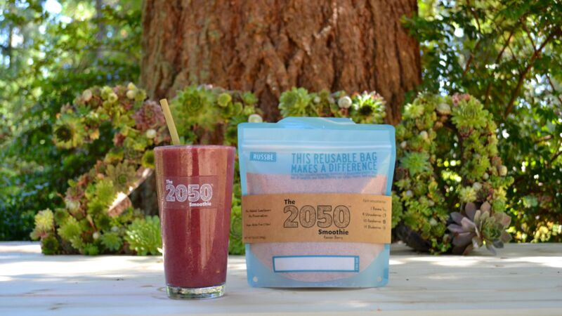 Upcycled Instant Smoothies