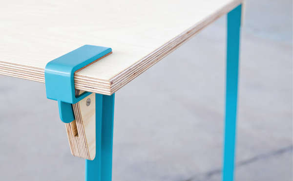 Clip-On Table Legs