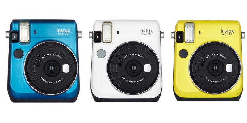 HD Instant Cameras