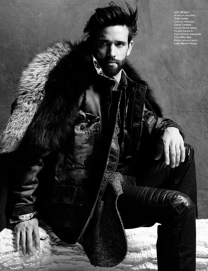 Dapper Winter Wear Captures
