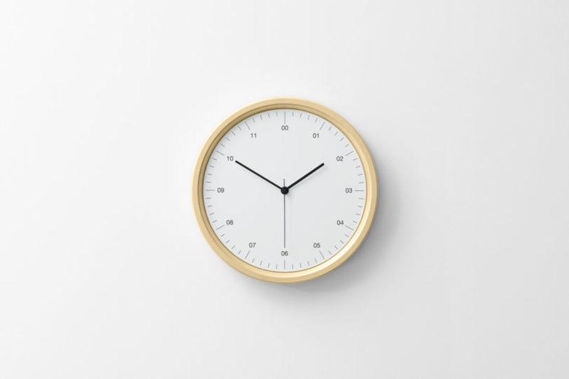 Minimalist Stress-Reducing Clocks
