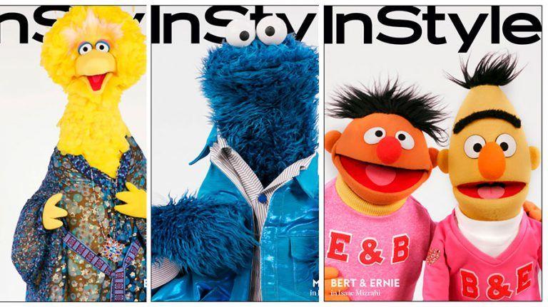 High-Fashion Children's Show Magazines
