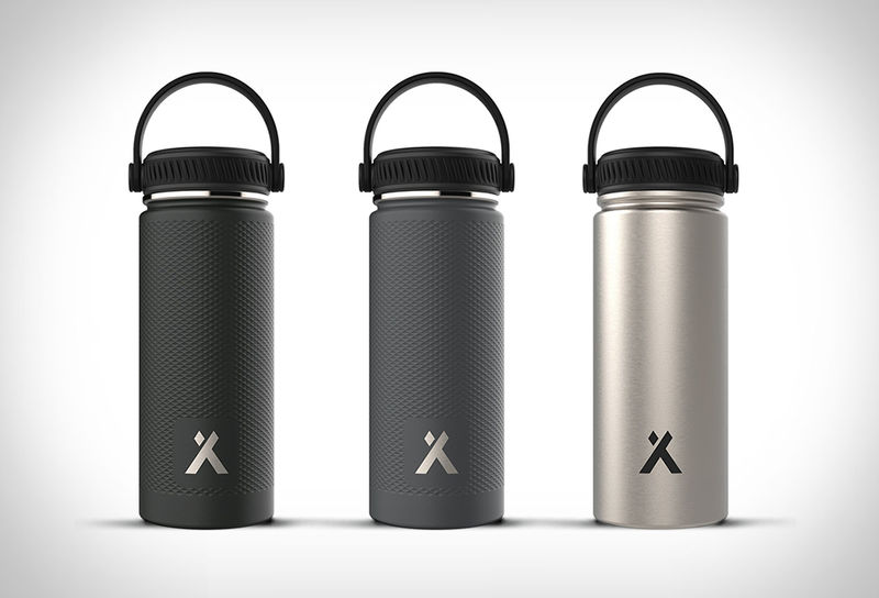 Vacuum-Insulated Water Bottles