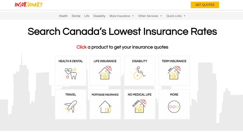 Simplified Insurance Quote Platforms
