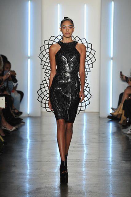 Adrenaline-Sensing Dresses
