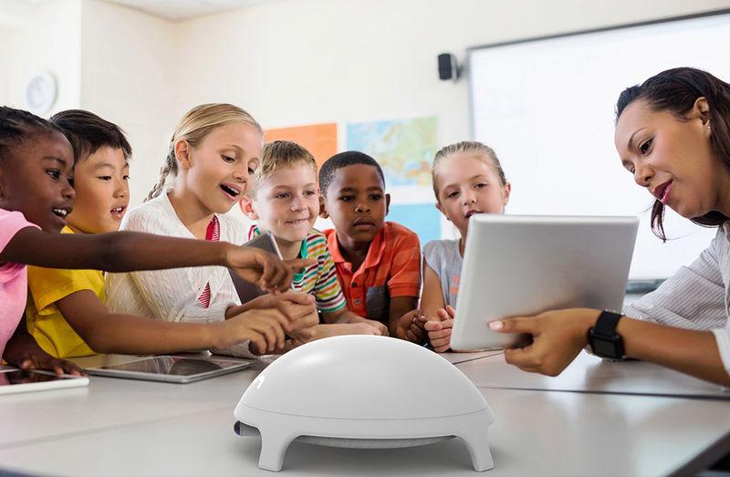 Robotic Teaching Assistants