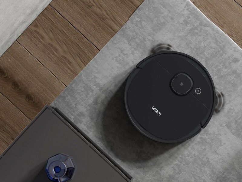 Layout-Mapping Robotic Vacuums