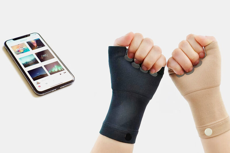 Anxiety Reducing Gloves