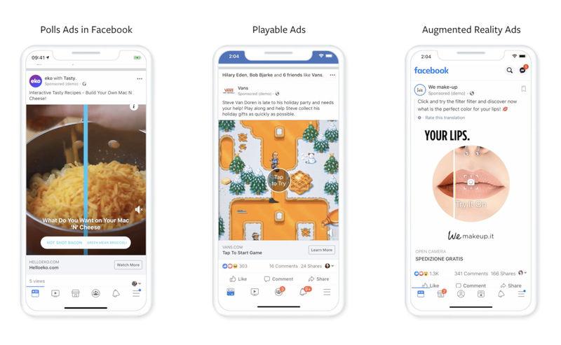 Interactive Social Media Advertising