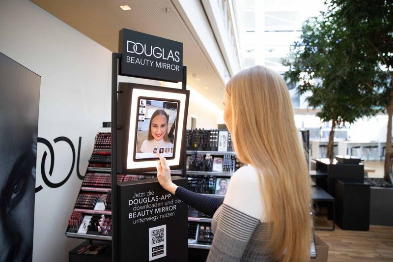 Virtual Beauty Mirrors