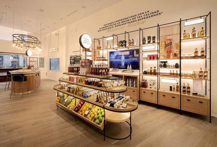 Experiential Whisky Stores