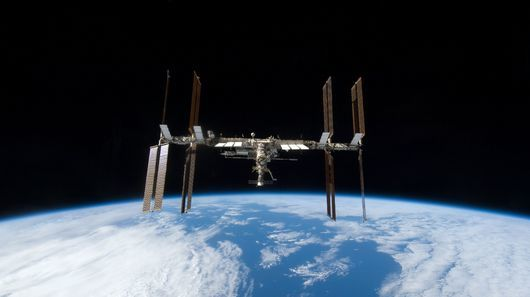 Space Station Panoramas