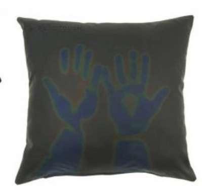 Heat-Sensitive Cushions