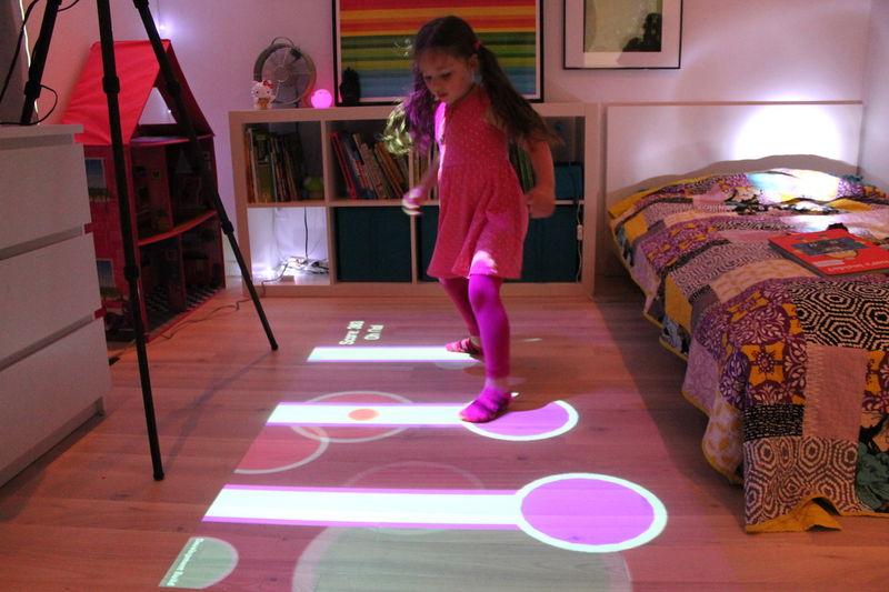 Interactive Game Projectors