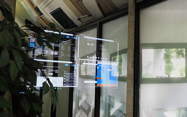 Interactive Smart Mirrors