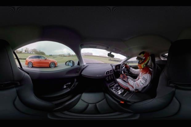 Virtual Racing Simulators