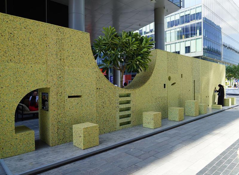 Socially Interactive Walls