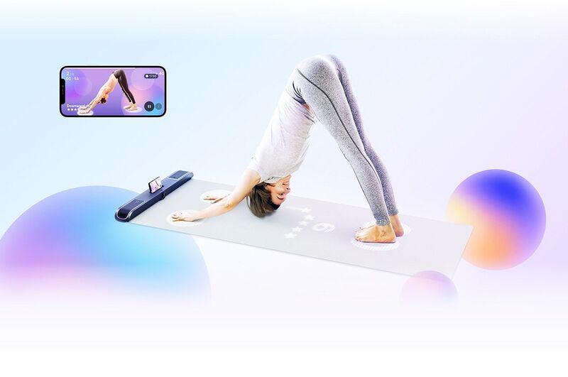 LiDAR-Equipped Yoga Mats