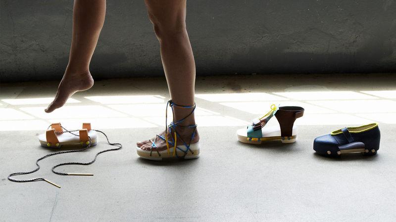 Season-Weathering Footwear