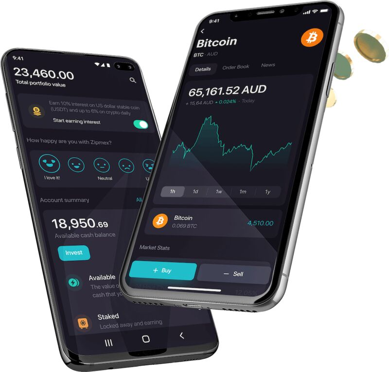 Interest-Accruing Cryptocurrency Apps