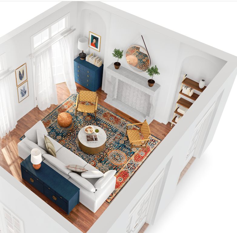 Helpful Interior Design Visualizations