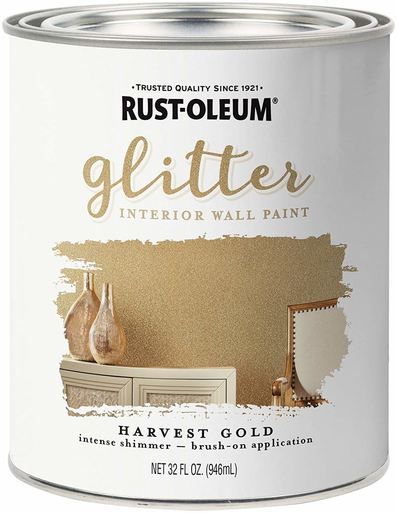 Expressive Glitter Paints
