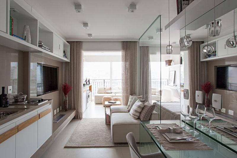 Noninvasive Compact Apartments