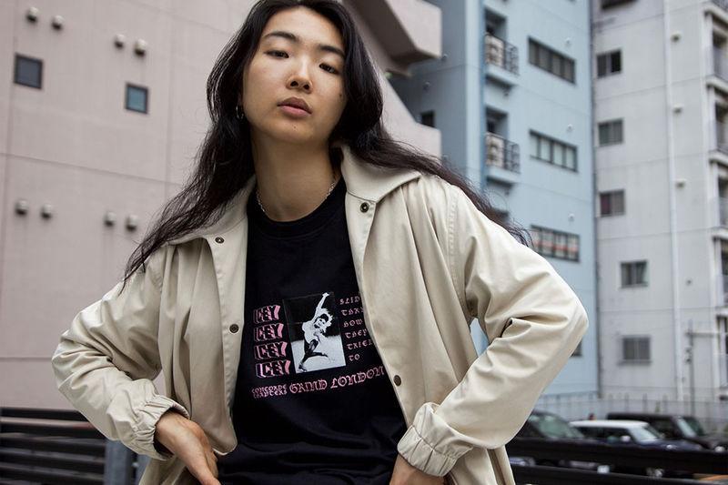 Tokyo-Centered Streetwear Lookbooks