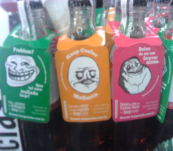 Meme-Inspired Beverages