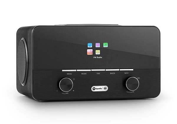 Design-Conscious Internet Radios