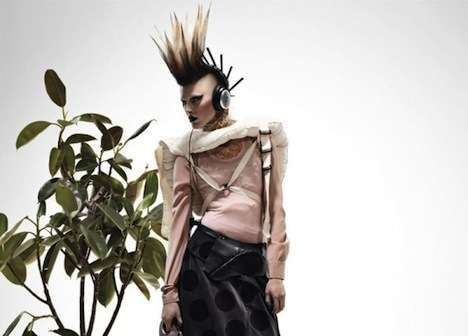 Mohawk Fashiontography